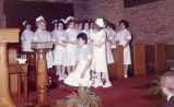 1965.5.3 Graham Hospital School of Nursing Capping Ceremony