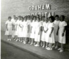 1964.1.6. Graham Hospital School of Nursing students