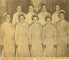 1938.2. Graduation.1  Graham Hospital Training School for Nurses graduating class
