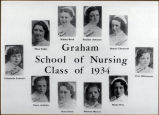 1934.4.1 Graham Hospital School of Nursing Graduation