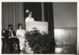 1983.4.3 Graham Hospital School of Nursing graduation