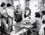 1979.23.13 Graham Hospital School of Nursing career day