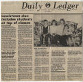 1984.2.Alumni.2 Lewistown clan includes students at top of classes