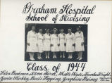1944.4.2  Graham Hospital School of Nursing Graduation