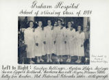 1949.4.1  Graham Hospital School of Nursing Graduation
