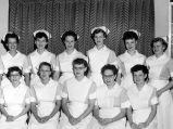 1955.1.3 Graham Hospital School of Nursing students