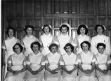 1955.1.4 Graham Hospital School of Nursing students