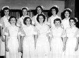 1954.1.8 Graham Hospital School of Nursing Students
