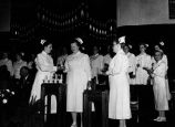 1953.1.8 Graham Hospital School of Nursing Lighting Lamps