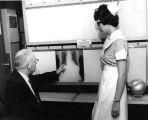 1960.1.2 Graham Hospital Physician Instructing Student
