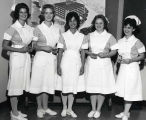1964.5.1 Graham Hospital School of Nursing Class of 1966 Capping Ceremony
