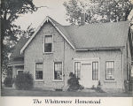 Whittemore Homestead Circa 1930; Built Prior to 1839