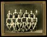 1933-34 Huntley High School Varsity Conference Champs