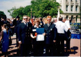 1998 Illinois Fallen Firefighter Memorial Ceremony