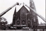 George Winckler Funeral at SS. Peter and Paul Church