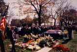 George Winckler's Funeral at SS. Peter and Paul Cemetery
