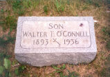 Walter O'Connell Gravesite