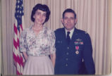 Lt. Colonel and Mrs. Jerome G. Welkom- Legion of Merit Award Ceremony