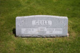 Enos H. and Violet (Hall) Guill Grave Marker