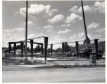 Construction of a permanent building for the free entertainment Lincoln Stage