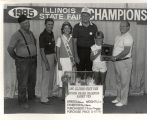 Junior Grand Champion Rabbit Pen, 1985