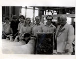 Premiere Breeder Award, Hampshire Sheep, 1976