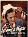 Become a nurse: your country needs you