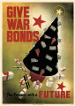 Give war bonds: the present with a future