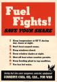 Fuel fights!: save your share