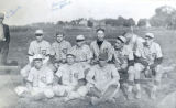 Itasca Colts Baseball Team 1914 Men