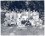 St. Luke's Lutheran Church Families 1940  Men Women Children