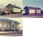 Depot Museum moving day, 11-09-76