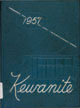 Kewanee High School Yearbook 1957