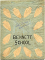 1918 School Histories - Ela Township - Bennett School 2003.0.20