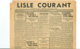 Lisle Courant 1935, October 11