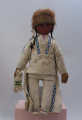 (Unknown people) North Dakota doll c. 1920