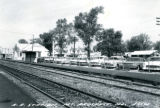 Railroad Station, ca. 1950s