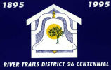 District Centennial Celebration Post Card