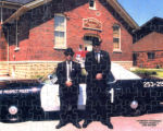 Blues Brothers and Mount Prospect Police Car Puzzle