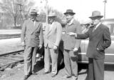 Mount Prospect Businessmen, ca. 1950