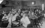 North Side Schools Seventh Grade Class, Postcard