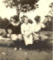 Greenberg, Margaret, Mrs. Taylor and Greenberg, Gertrude