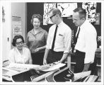 1964 ECC Night Class in Design Fundamentals