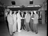 Elgin Community College Men's Club in 1957