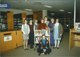 ECC library staff