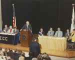 Governor George Ryan at ECC
