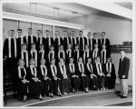 ECC choir, 1956