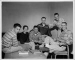 1956 ECC Student Officers