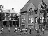 Field Hockey, Ferry Hall, 1973
