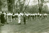 Field Day, Ferry Hall, 1949